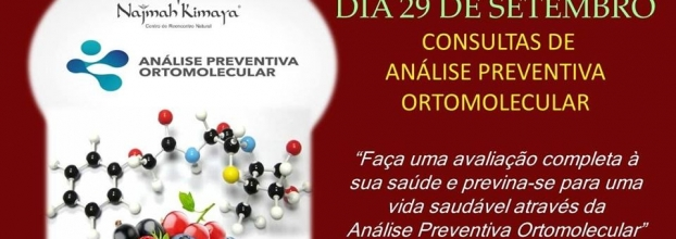Consultas de Terapia Ortomulecular