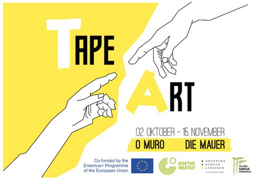 """Inauguração """"Art brigde between Tallinn and Lisbon"""" - Entrada gratuita!"""