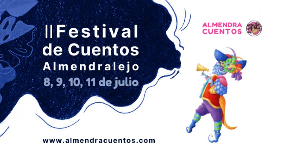 II Festival de Cuentos de Almendralejo. Almendracuentos.