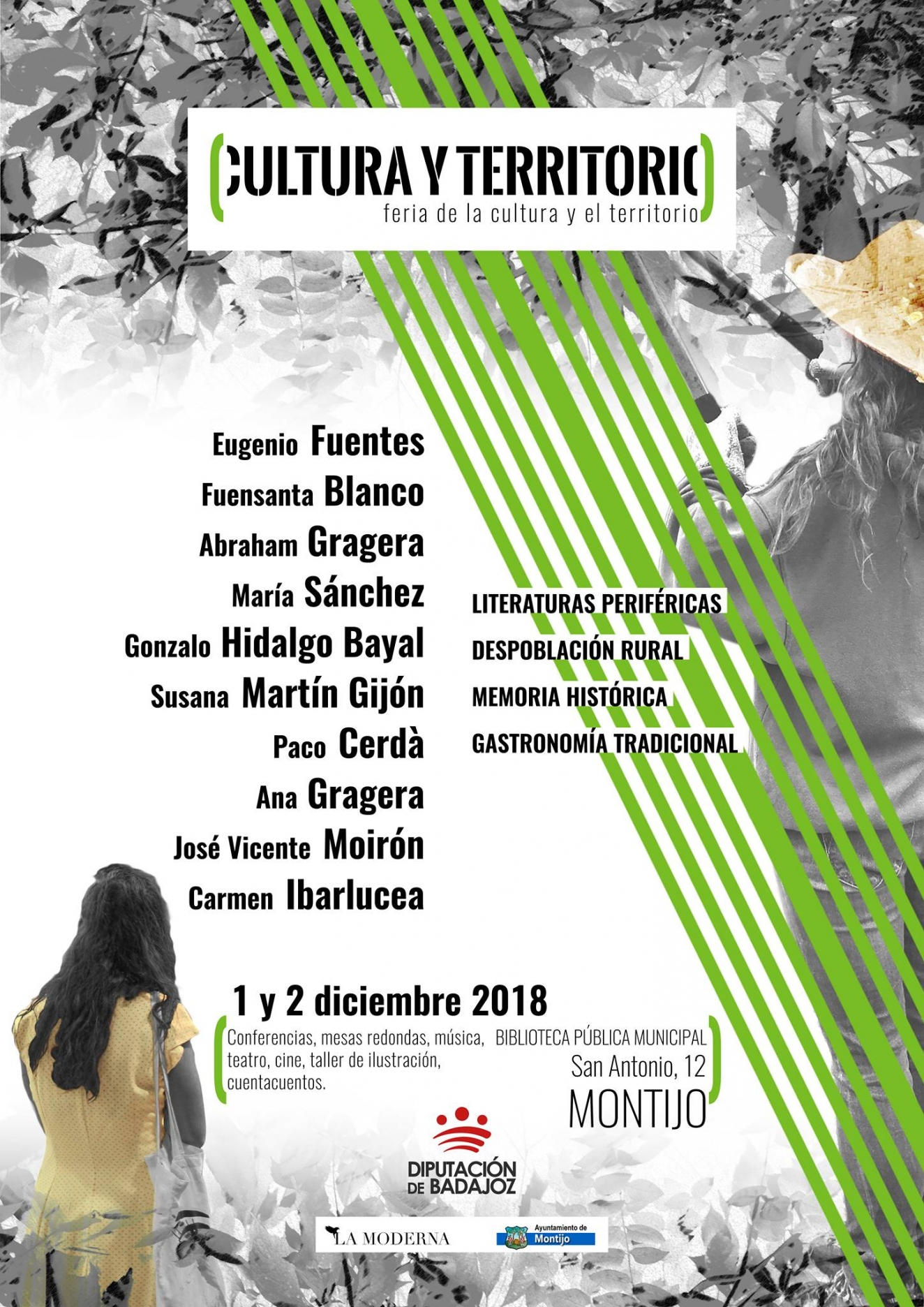 I Feria de la Cultura y el Territorio | MONTIJO