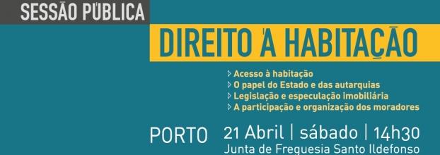 DIREITO À HABITAÇÃO - Sessão Pública
