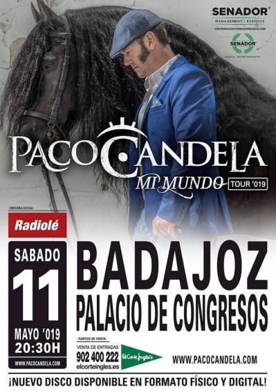 Paco Candela  || Badajoz