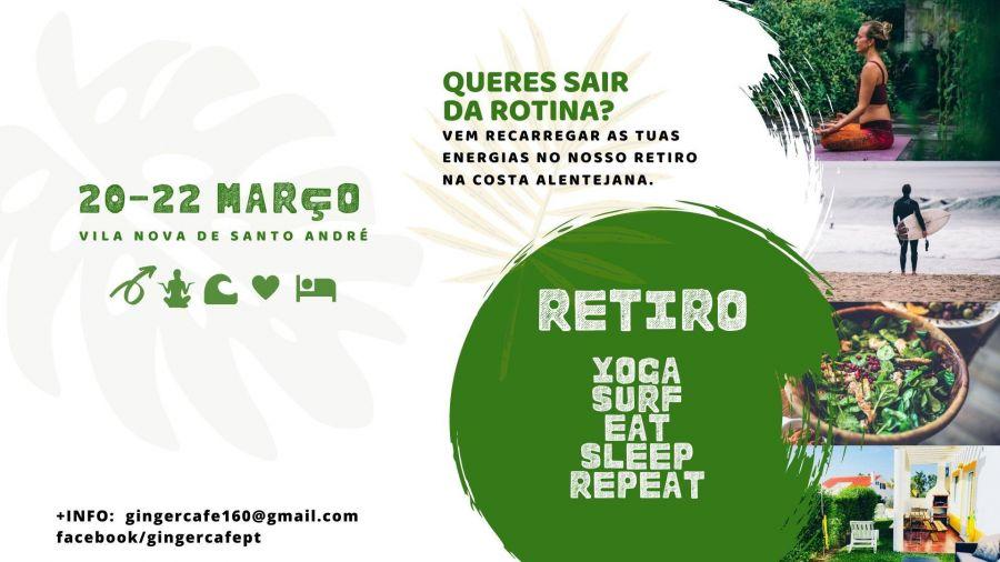 Retiro Yoga & Surf