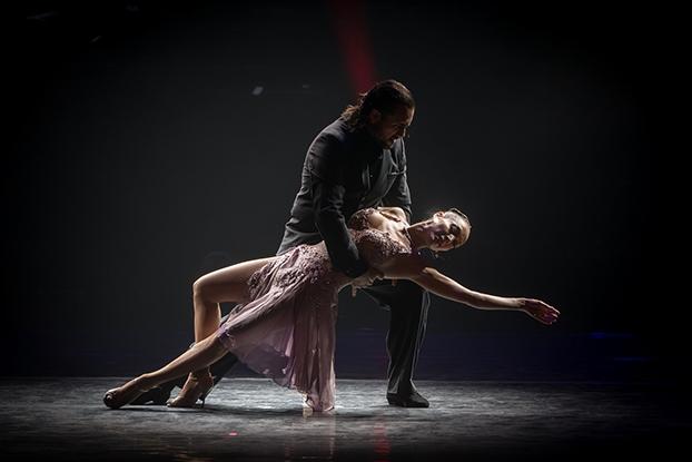 FIA 2017. Bailando Tango Remix. Mora Godoy, Argentina