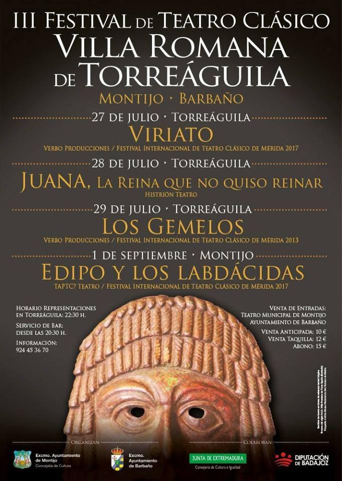 Festival de Teatro Villa Romana de Torreáguila