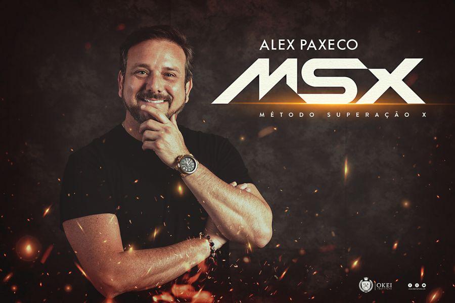 MÉTODO SUPERAÇÃO X - ALEX PAXECO
