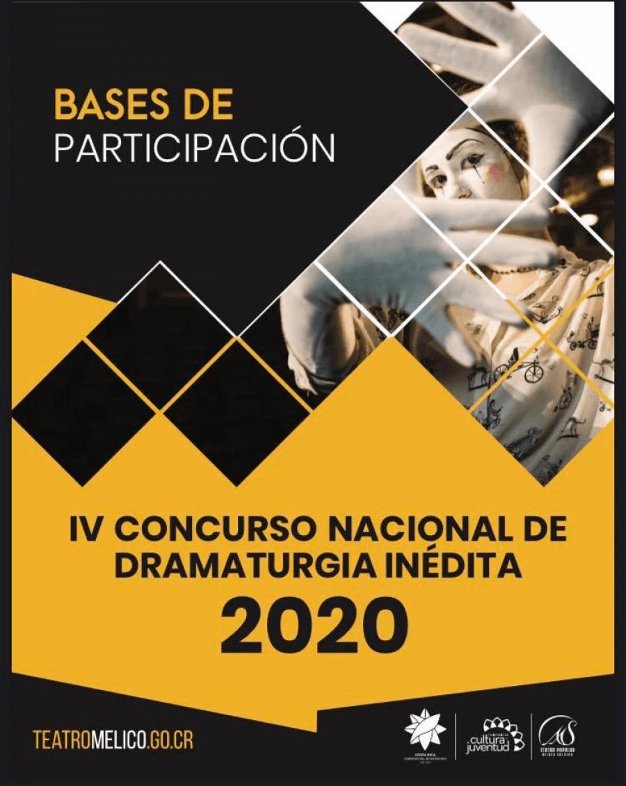 IV Concurso Nacional de Dramaturgia Inédita