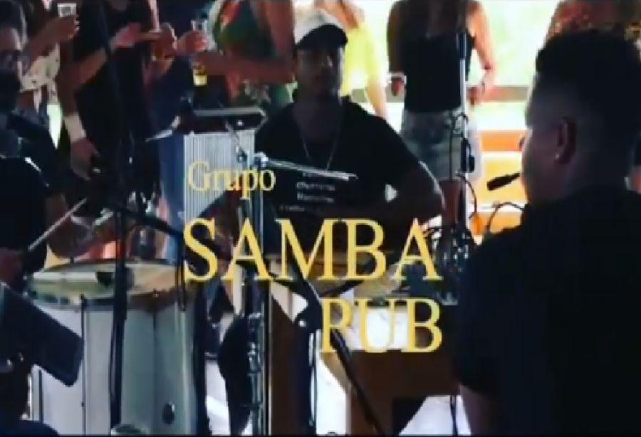 Domingos Live Samba Caxias Oeiras