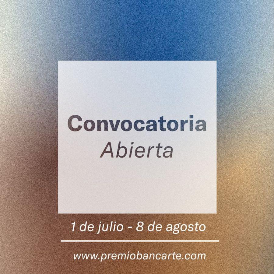 Bancarte Premio 2020. ¿Qué hay después del arte contemporáneo?