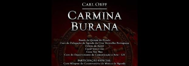 CANTATA CARMINA BURANA com a Banda da Quinta do Picado
