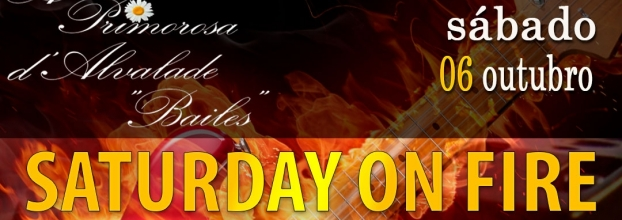 Primorosa de Alvalade - Miss Lilly & Jay Lion - Saturday On Fire