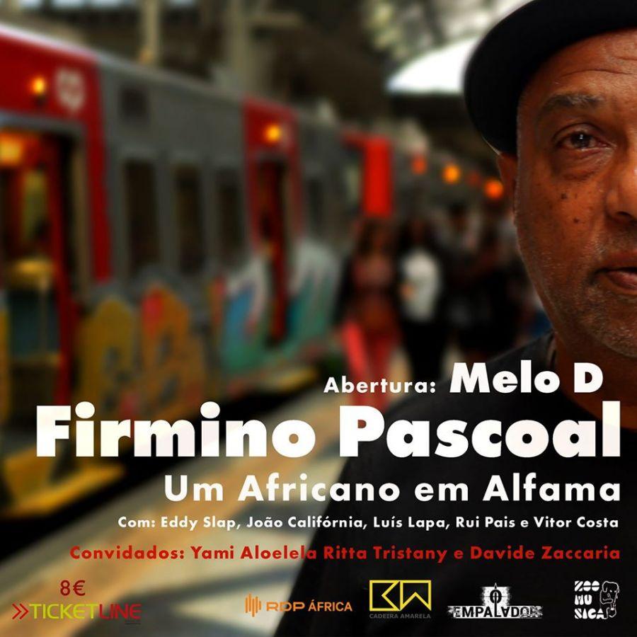 Firmino Pascoal «Um Africano em Alfama» novo disco