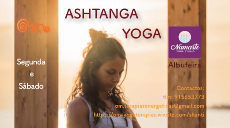 Aulas de Ashtanga Yoga em Albufeira