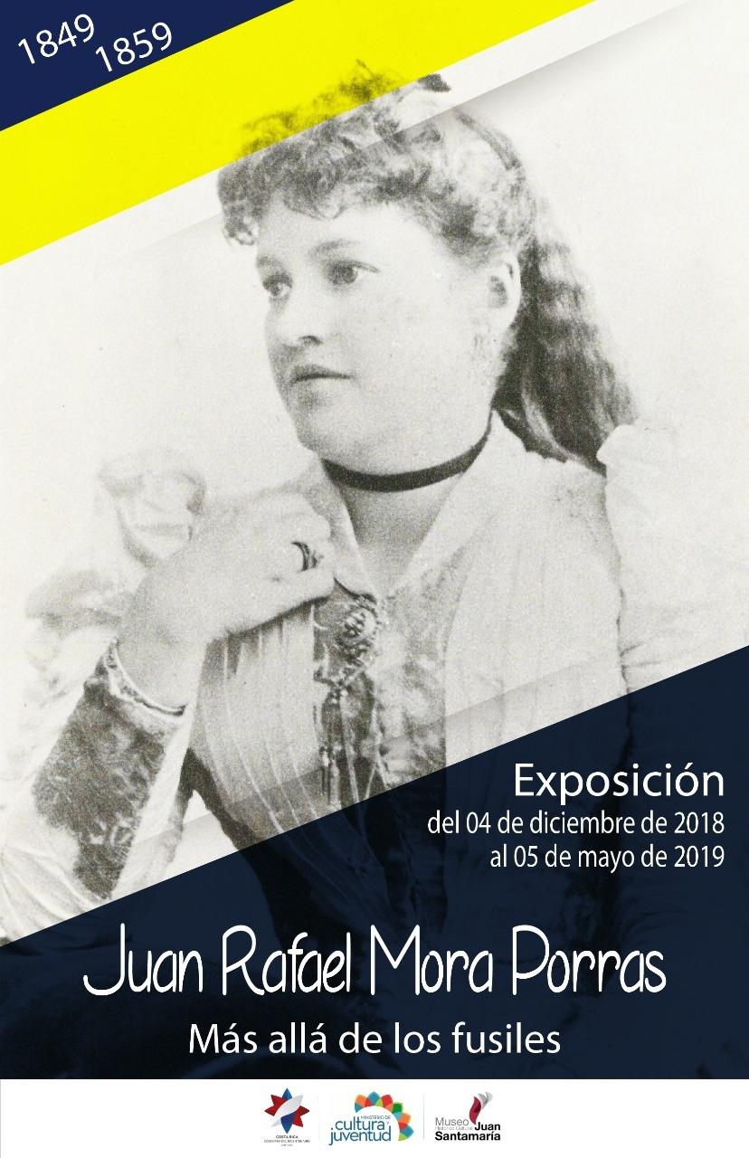 Juan Rafael Mora Porras, más allá de los fusiles. Colección de objetos y documentos
