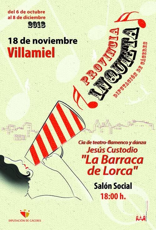 Provincia Inquieta | La Barraca