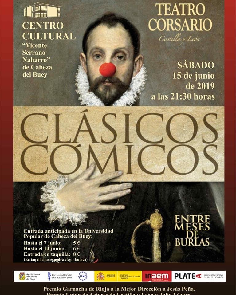 Teatro 'Clásicos Cómicos'