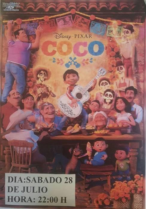 Proyección de la película 'COCO' de Disney Pixar || Bohonal de Ibor