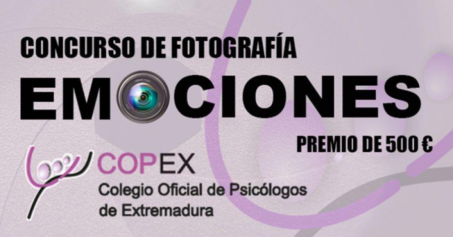 Concurso de Fotografía 'Emociones' del Colegio Oficial de Psicólogos de Extremadura