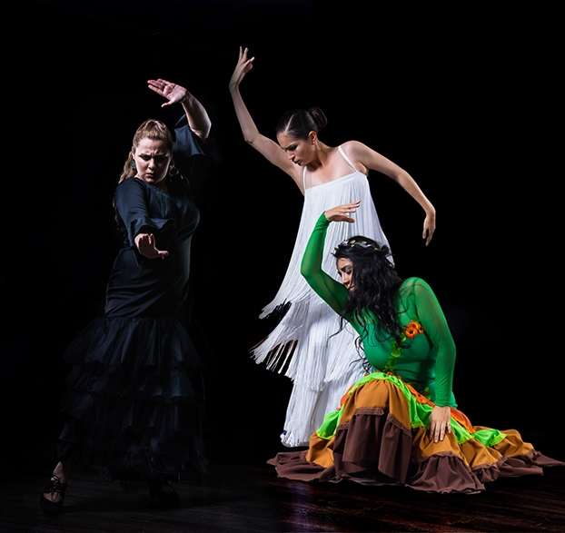 Madre tierra. Espectáculo de baile flamenco