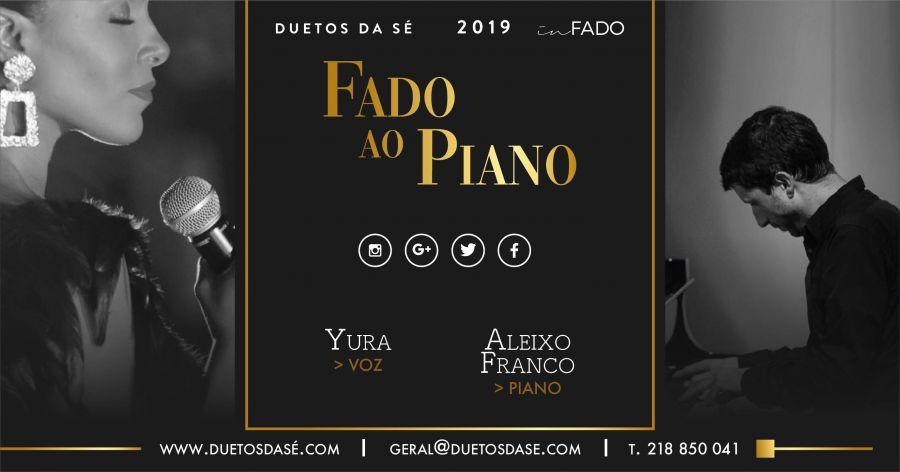 IN FADO - Fado ao Piano
