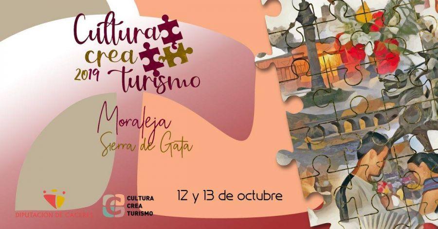 Cultura Crea Turismo - Moraleja | Domingo 13 de Octubre