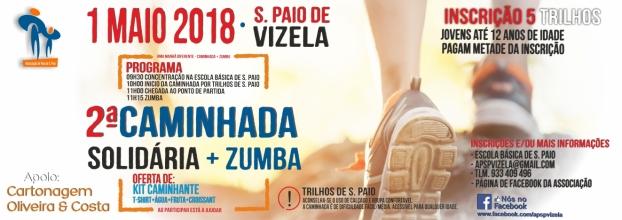 2ª Caminhada Solidária + Zumba