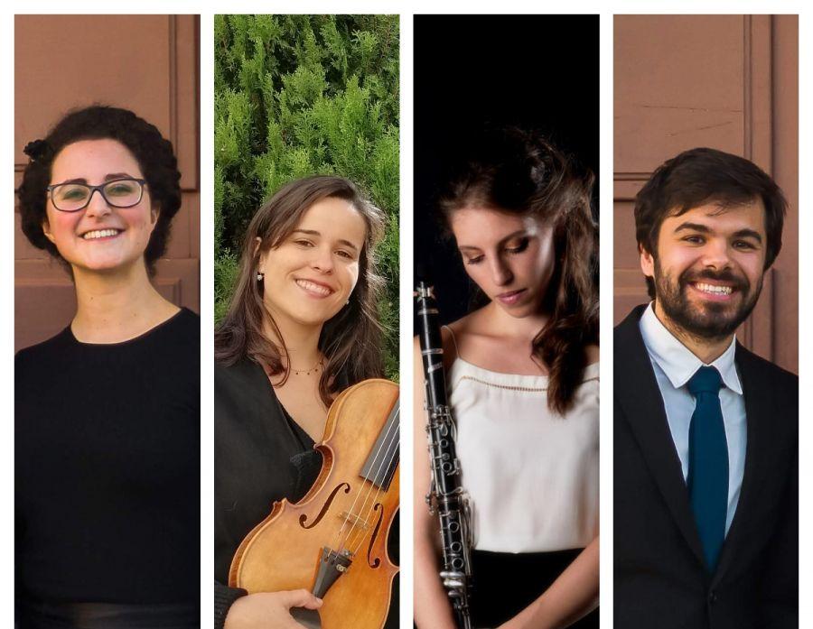 Concerto de Natal com o Trevo Ensemble