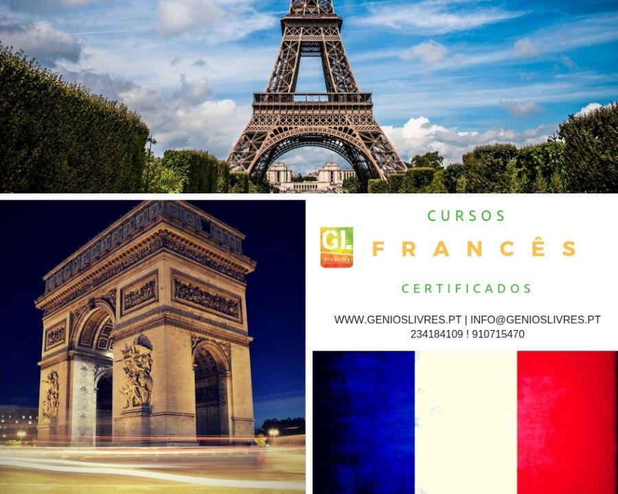 Curso de Nível de Francês A1 (Iniciação)