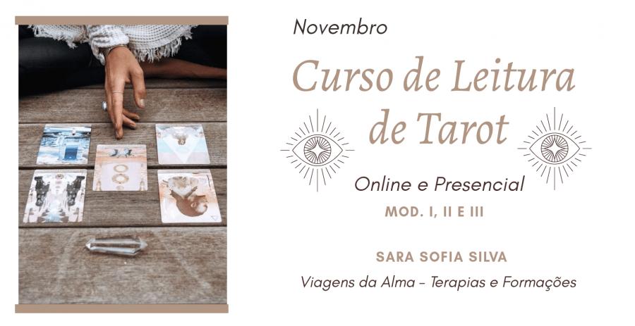 Curso de Leitura de Tarot -Presencial e Online