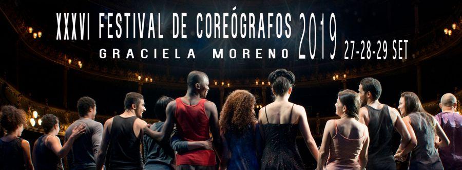 Festival de coreógrafos Graciela Moreno 2019. Arte, cultura y danza