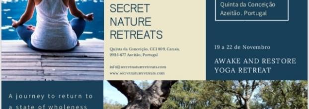 Awake and Restore Yoga Retreat