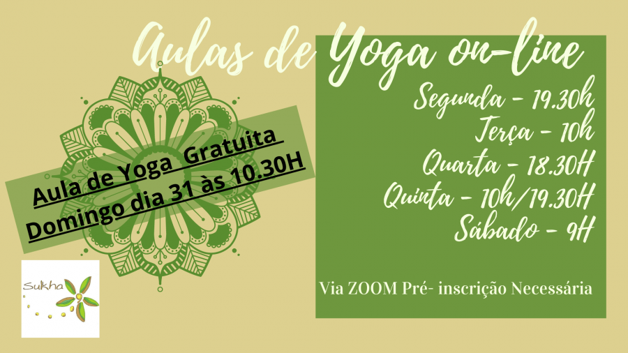 Aula de Yoga Experimental