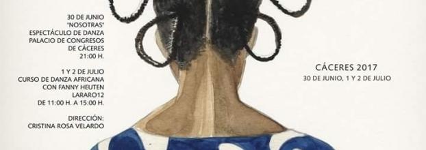 Curso de Danza Africana con Fanny Heuten