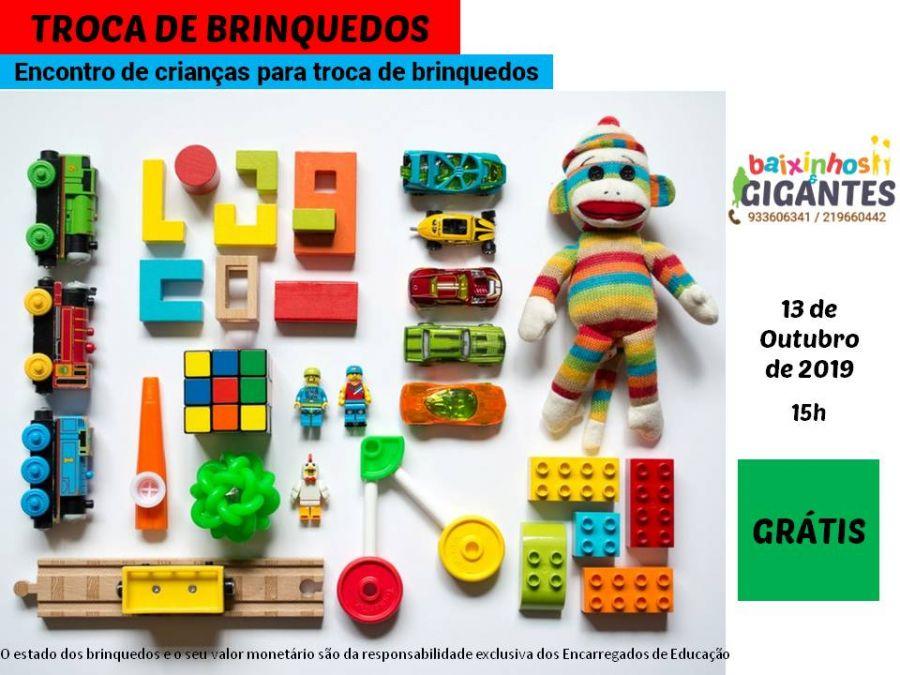Troca de Brinquedos