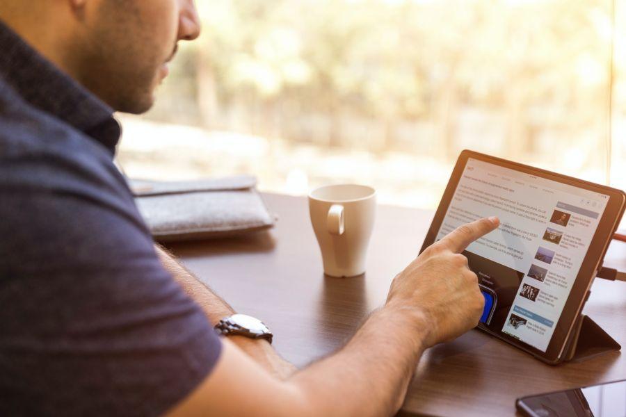 Aula digital: Navegue na Internet com privacidade e em segurança.