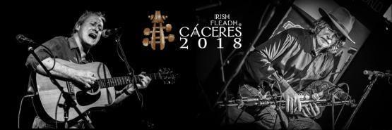 Paddy Keenan & Alan Burke || Caceres Irish Fleadh 2018