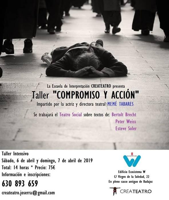 TALLER 'COMPROMISO Y ACCIÓN'