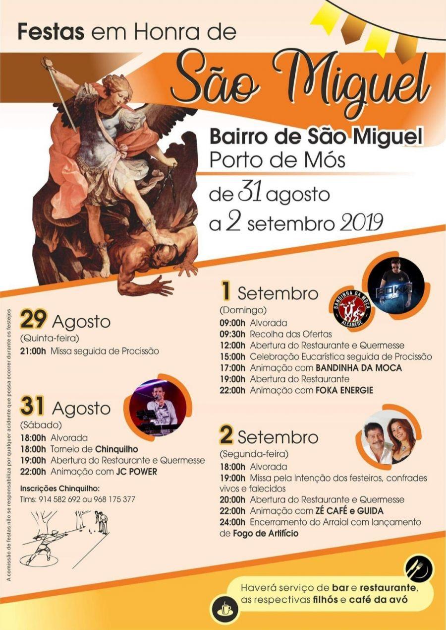 Festa em Honra de São Miguel
