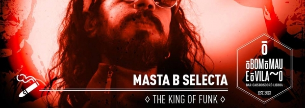Masta B Selecta | The King of Funk