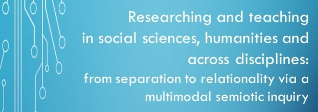Researching and teaching in social sciences, humanities and across disciplines