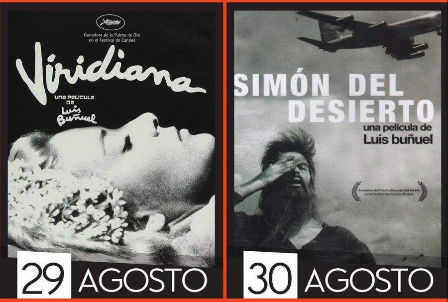 Cine UCR. Luis Buñuel en México. Viridiana & Simón del Desierto