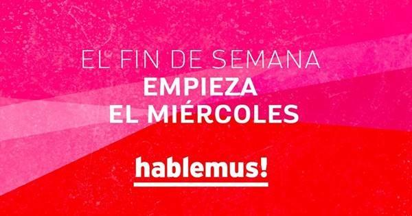 Hablemus!
