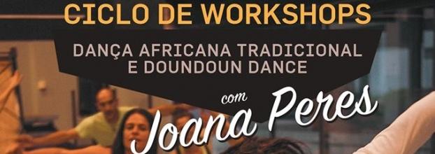 Ciclo de Workshops: Dança Africana Tradicional e Doundoun Dance