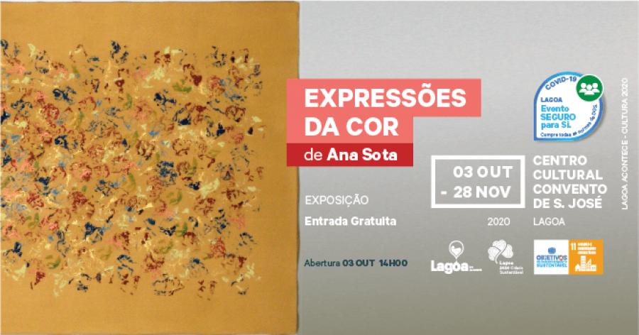Expressões da Cor | Ana Sota