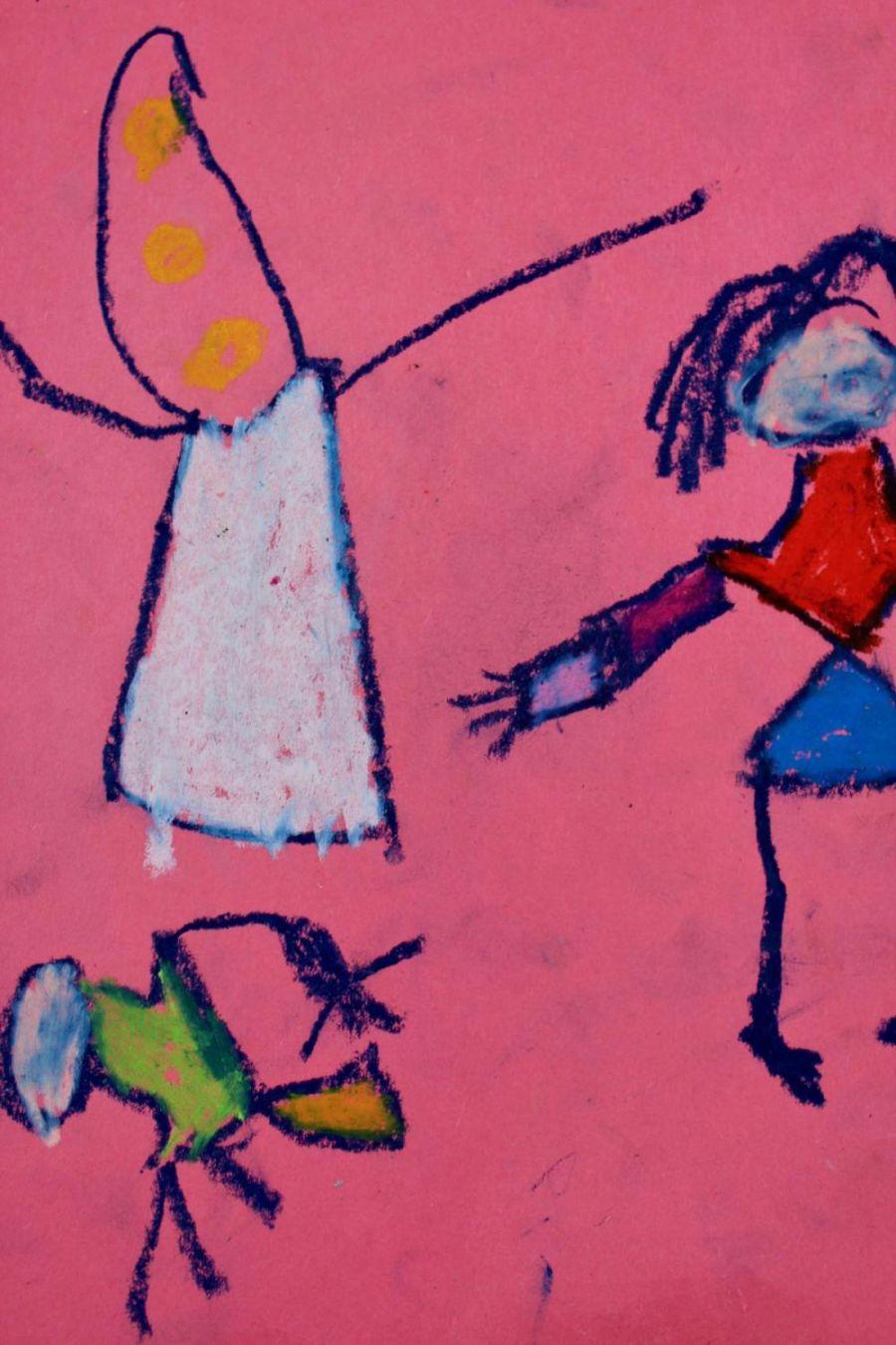 El museo de colores. Antonieta Sibaja H