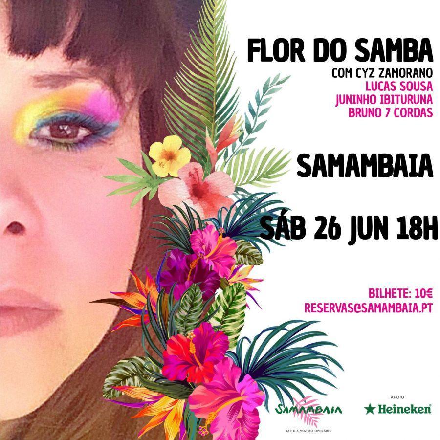 Cyz Zamorano - Flor do Samba