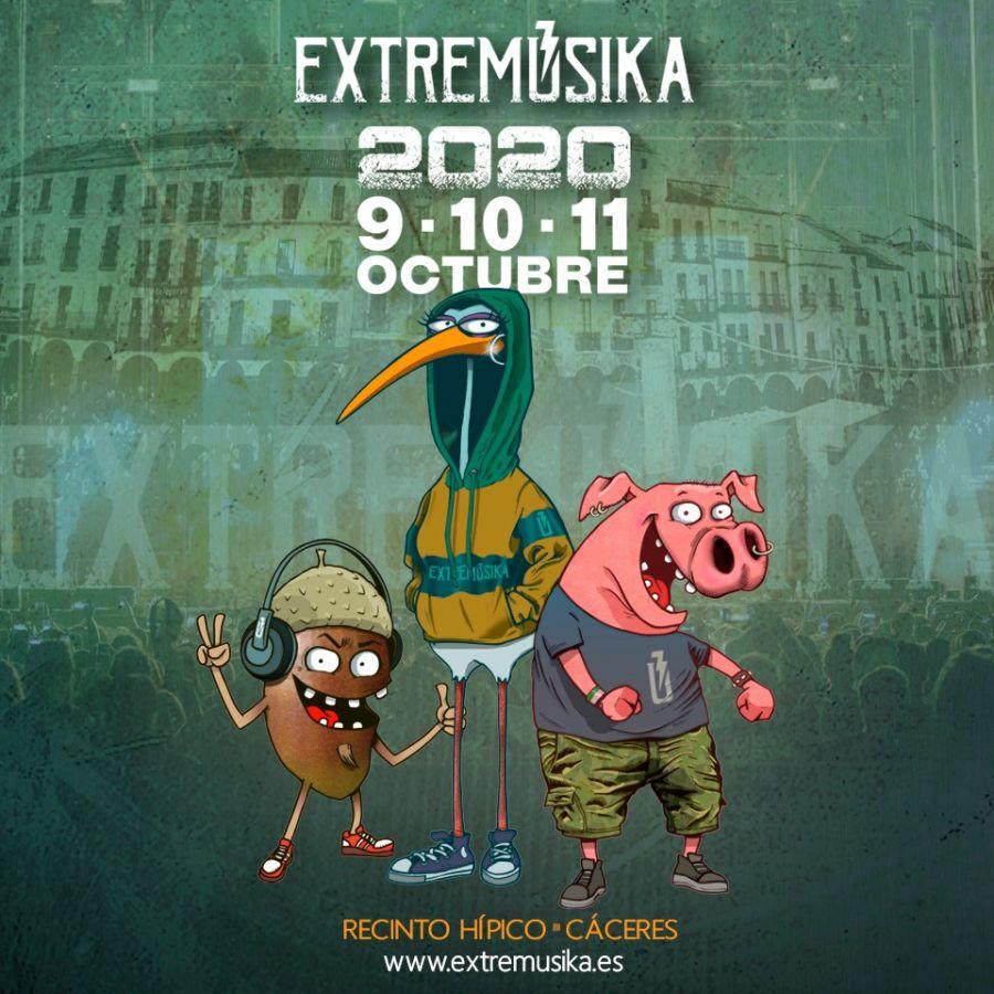 Extremúsika