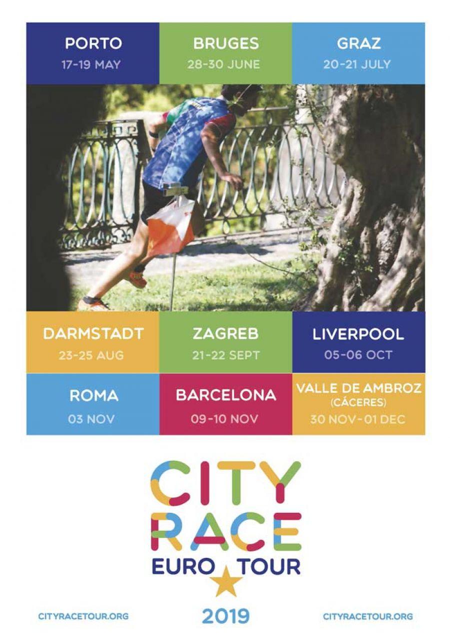 CITY RACE EURO TOUR.