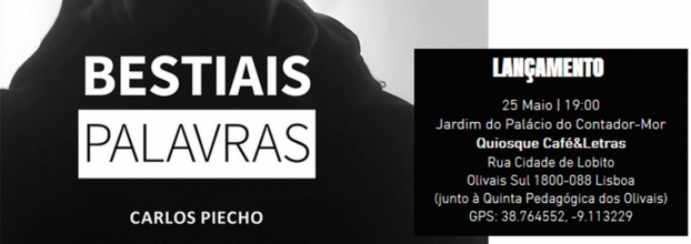 BESTIAIS PALAVRAS de Carlos Piecho