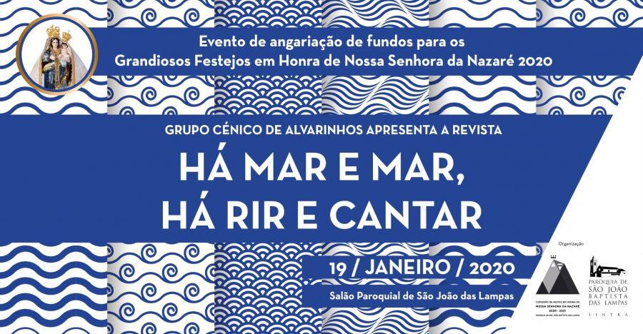 Teatro Revista - São João das Lampas